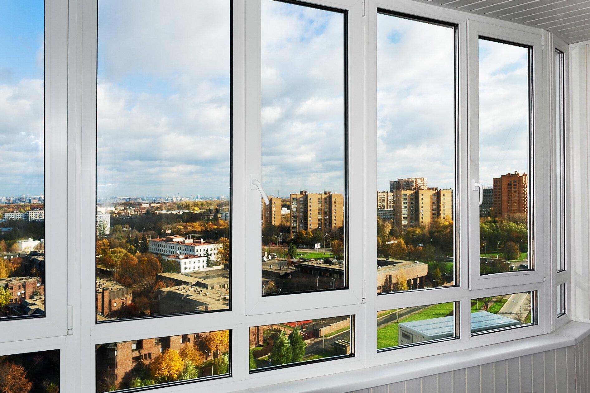 Какой стеклопакет лучше выбрать для застекления балкона..